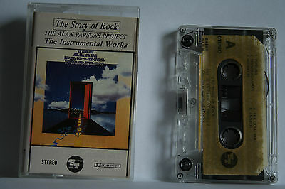 The Alan Parsons Project  The Instrumental Works Kassette Cassette MC see PHOTOs