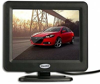 3.5'' Inch TFT LCD Car Color Rear View Monitor Screen For Parking Rear View 2