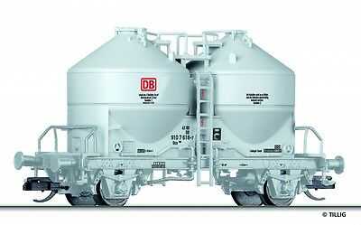 TILLIG 17765 TT Dust Silo Wagon Ucs 909 the DB AG Epoch V NEWS 2015 boxed