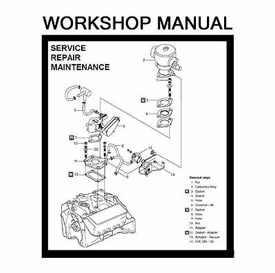 Professional Workshop Service Manual Suzuki Wagon (R+)