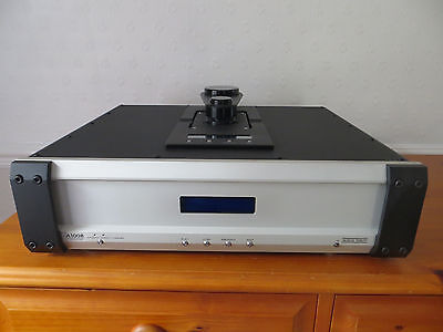 Boxed Musical Fidelity A1008 Remote Control Top Loading Cd Player