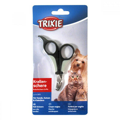 Trixie Claw Scissors Clippers For Small Pets Dog Cat Brand New