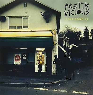 """Pretty Vicious Cave Song Ep 10"""" Vinyl Sealed"""