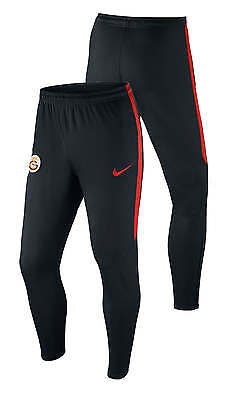 Strike Tech Galatasaray Track Pantalon Pants Hose Training 2015 16 Noir