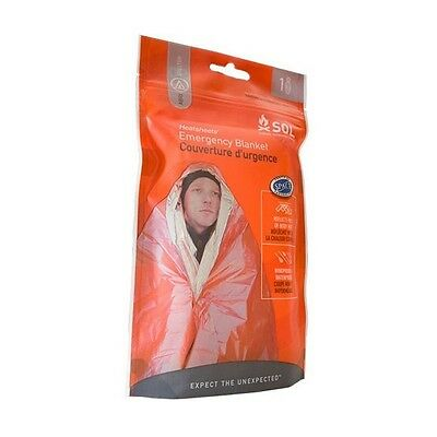 Couverture d'urgence SOL Emergency Blanket - Neuf