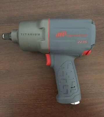 Ingersoll Rand 2235TiMAX 1/2 Inch Drive Impact Wrench New Air Tool New