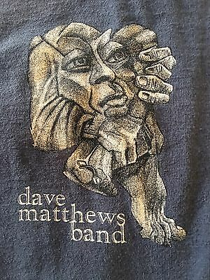 vtg 90s Dave Matthews Tour Shirt Men's XL