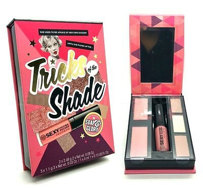 Soap & Glory Sexy Mother Pucker Tricks of the Shade CHRISTMAS Gift Set NEW