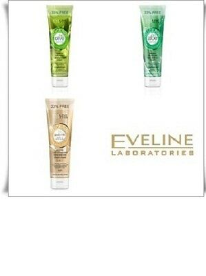 NEW Eveline Hand Cream Glicerini - Care for Hands and Nails with Glycerine 48H