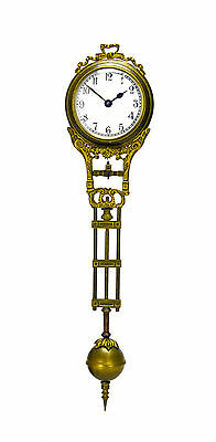 8 DAY Movement Center Arbor SWINGING CLOCK ARM for German Junghans Swinger