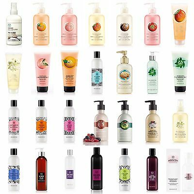 Body Shop | Full Range | LOTION/SORBET/GEL Whipped-Nourishing-Softening-Essence