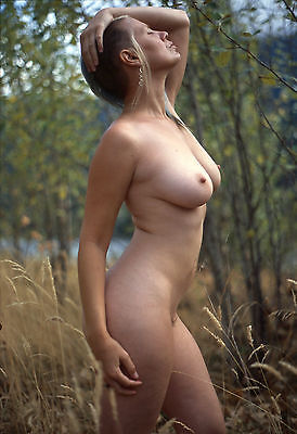 8 x 10 Fine Art NUDE print female model naked photograph. Signed by the Artist!