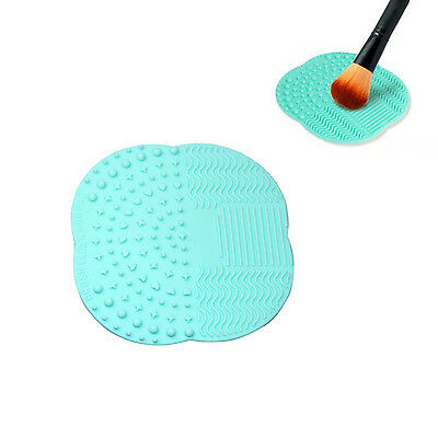 Silicone Makeup Washing Brush Cleaner Finger Glove Hand Scrubber Tool