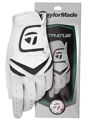 TaylorMade Stratus Golf Glove - Left Hand Glove for Right Hand Player S size