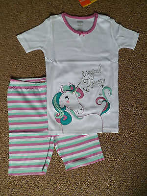 Gymboree Gymmies Pyjamas Magic Unicorn Size  8 New With Tags