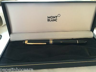 Wonderful Scarce Montblanc Meisterstück 75 Years Of Passion Fountain Pen