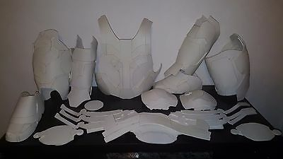 Iron Man Foam Armor