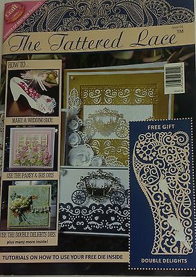 Tattered Lace Magazine Only.  Issue 2