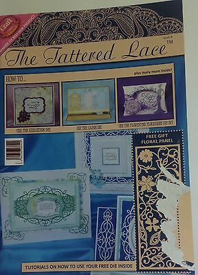 Tattered Lace Magazine Only.  Issue 8