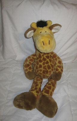 "Enesco NICI  GIRAFFE Jungle Animal Plush 21"" tall"