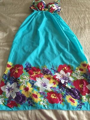 Dress , Long Dress , Summer Maxi Size S/medium