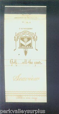 Seaview Golf ... all the year  Absecon, New Jersey