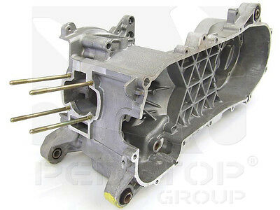 Piaggio Zip 50 Air Cooled, Typhoon Crankcase Assembly