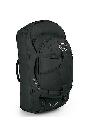 Osprey Farpoint 55 Travel Pack - Volcanic Grey Size M/l