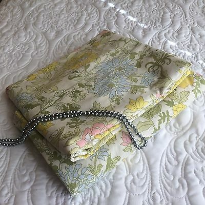 Double/Full Floral sheet set by Royal Family Cannon Vintage
