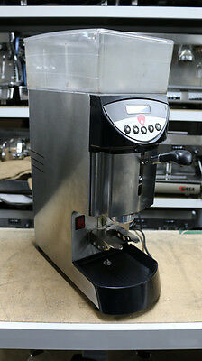 Cheap Commercial Coffee Bean Grinder Mythos Grinder in Chrome + Warranty