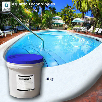 Aquatic Clear Drop for Pools 10kg - The quick & effective pool clarifier