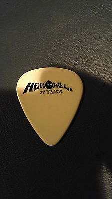 Helloween guitar pick