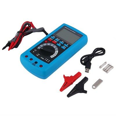 BSIDE LCD Mulitifuction Process Calibrator Voltage mA Multimeter Tester DE