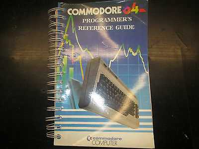 Programmer's Reference Guide for the Commodore 64 C64 with Schematic
