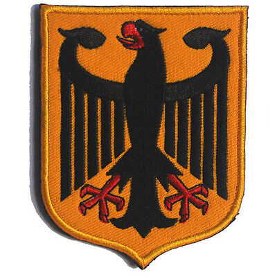 German Eagle Germany 3D Army Morale Badge Tactical Patches Embroidered Patch #2