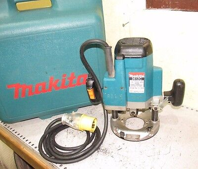 "Makita 3612C 1/2"" Router Variable speed 110v woodworking collet plunge wood"