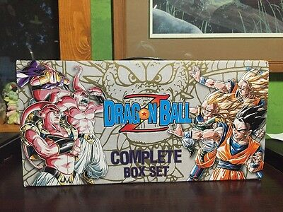 Dragon Ball Z Manga 1-26 Complete Box Set Collection/Set/Series/Books/Volume Lot