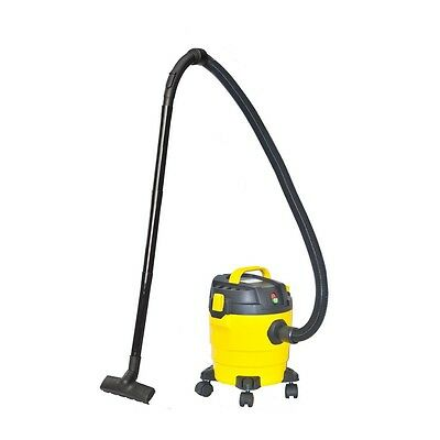 ALEKO ETL Approved Portable Heavyduty Wet and Dry Vacuum Cleaner