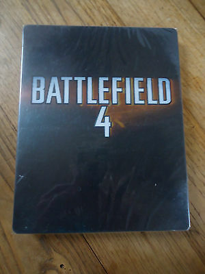 Steelbox / Collection / Pour Ps3-Ps4-Xbox360 / Battlefield 4 / Neuf