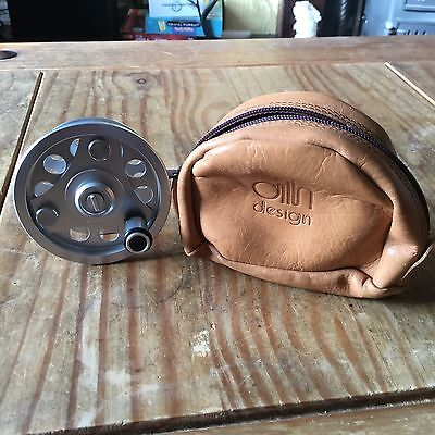 Ari Hart Arl Fly Reel Spare Spool And Case.