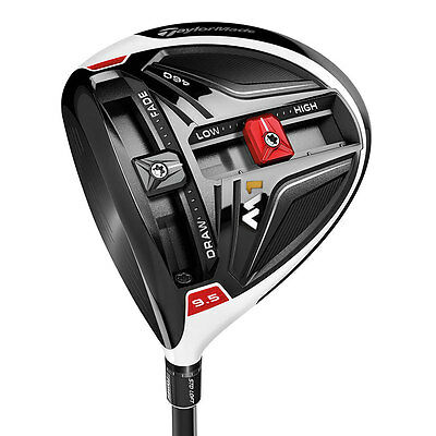 L/h Taylormade M1 New Driver Head Only With Head Cover And Wrench-Choose Loft