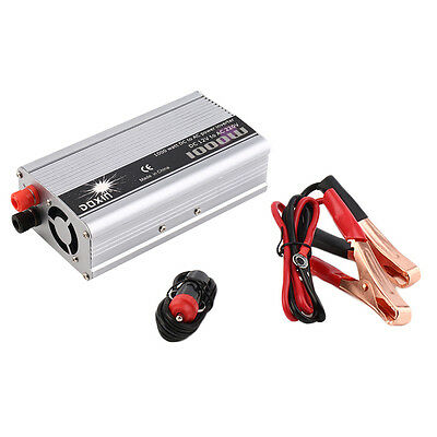 DC 12V to AC 220V Portable Car Power Inverter Charger Converter 1000W WATT NR