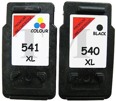 PG-540XL & CL-541XL Black & Colour Multipack Ink fits Canon Pixma MG3250 Printer