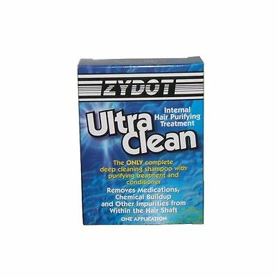 Zydot Ultra Clean Shampoo - Hair Purifying Treatment / Hair Test / Follicle Test