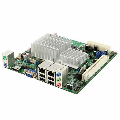 Jetway JNC9KDL-2550 Mini-ITX Motherboard with embedded CPU