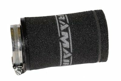 Scooter Moped Universal Long Ram Air Race Filter 120 x 70mm - 40mm Fitting