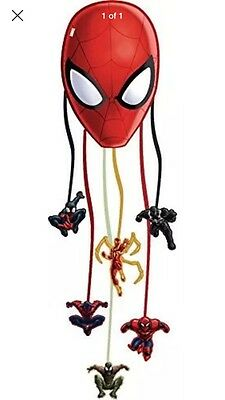 Spiderman Pinata - Official Branded - Pull Sting Mask Loot/Party Game