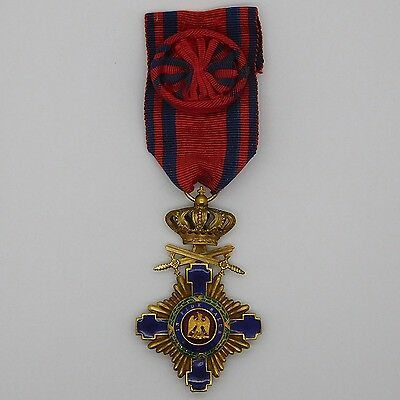 Romania Medal Order of the Star of Romania