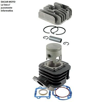 100080500 RMS Kit Cilindro Pistone 	MBK	50	BOOSTER	1990	1991