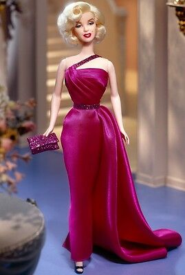 Dolls Mattel Marilyn Monroe How To Marry A Millionaire Doll 2001 #53982 14+